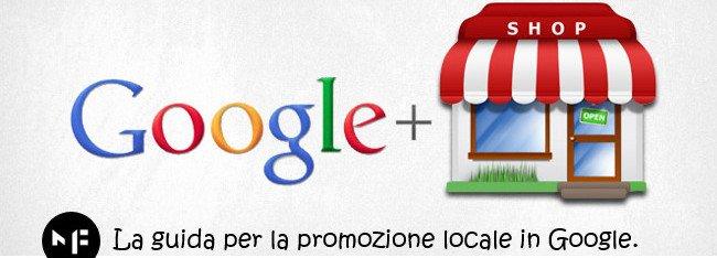 Local SEO: infografica per la promozione locale in google