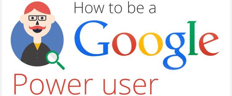 Operatori di ricerca Google: infografica