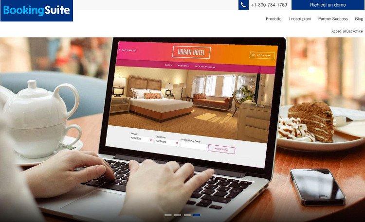 Booking Suite: i siti web per le strutture ricettive