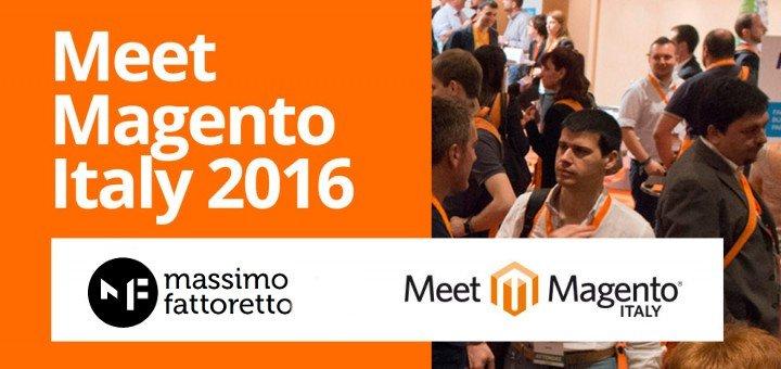 Fattoretto srl è supporter della 3 edizione del Meet Magento – Milano 3 e 4 Marzo 2016
