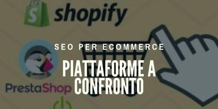 Migliori E-commerce: piattaforme a confronto