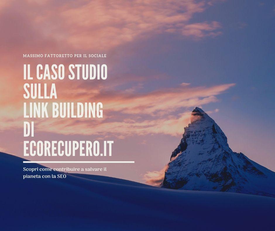 Storie di Link Building ed ecologia: Salviamo l'ambiente con la SEO!