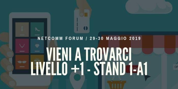 Fattoretto Srl a Netcomm Forum 2019