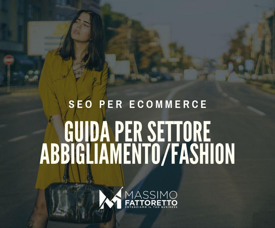 Guida SEO per ecommerce di abbigliamento