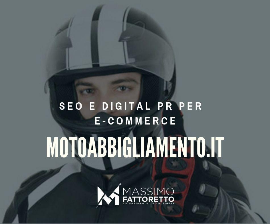 Motoabbigliamento.it sceglie Fattoretto Srl