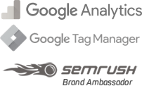 Certificazioni Google Analytics e Tag Manager