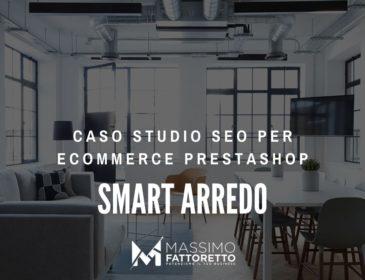 Caso Studio Prestashop Smart Arredo Design